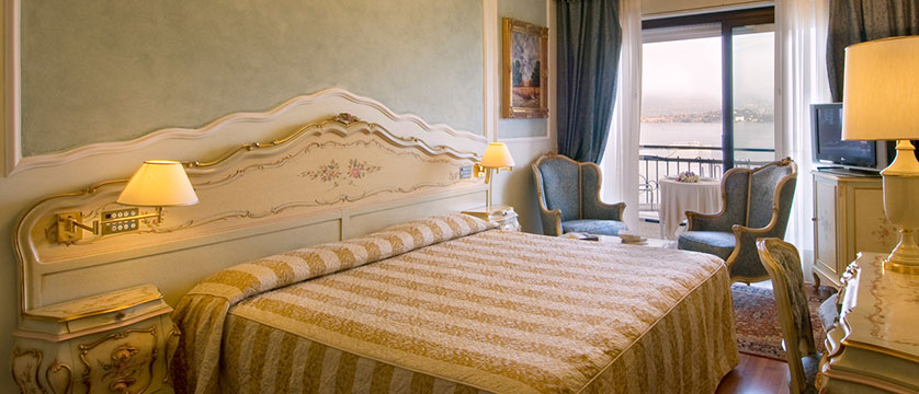 Bristol Grand Hotel, Stresa, Lake Maggiore, Italy - bedroom with balcony.jpg